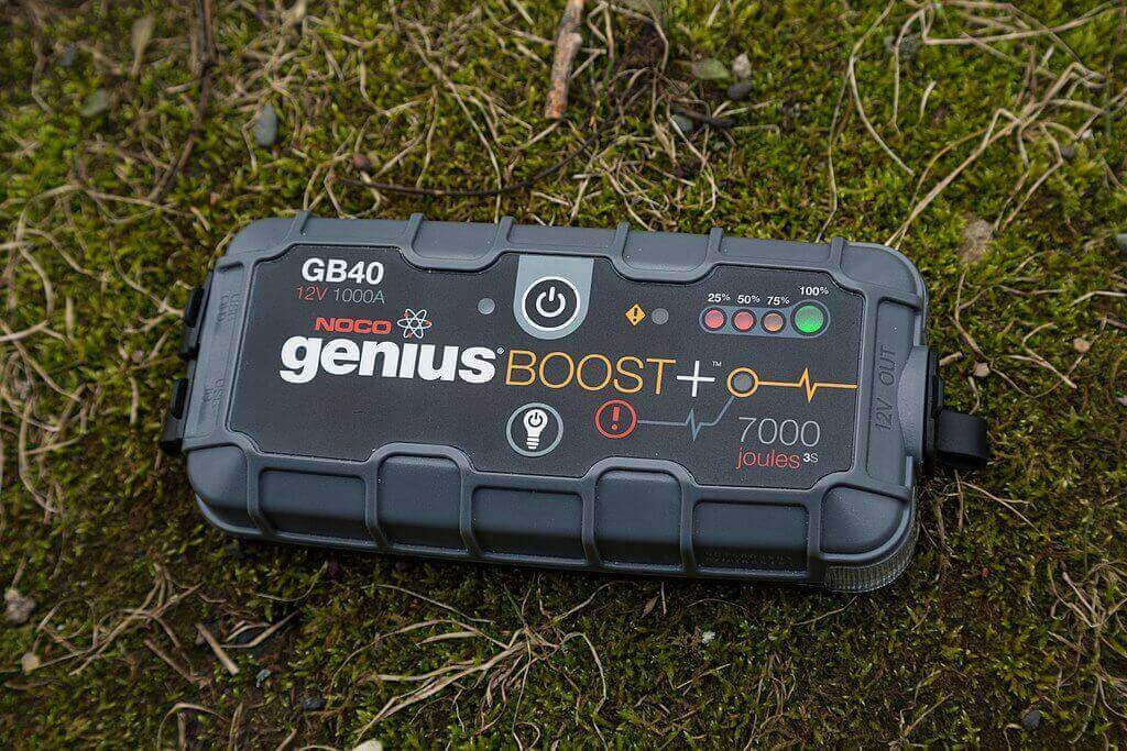 Using a jump starter,How To Start a Car With a Dead Battery Without Another Car?